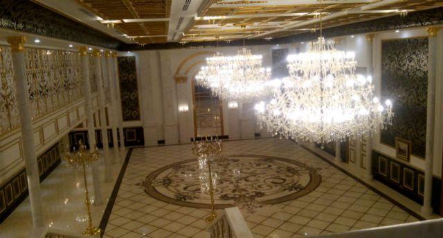 Отель Rixos Khadisha Shymkent предлагает конференц-залы общей площадью 1,100 м² для организации деловых встреч высокого уровня