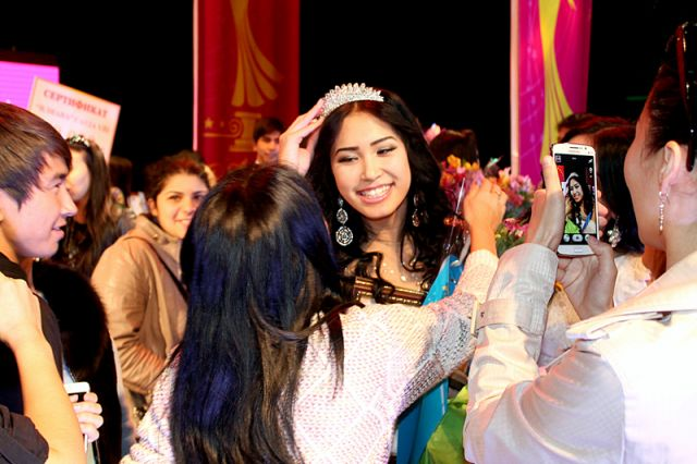 Куралай Мынбай поздравляют близкие люди
