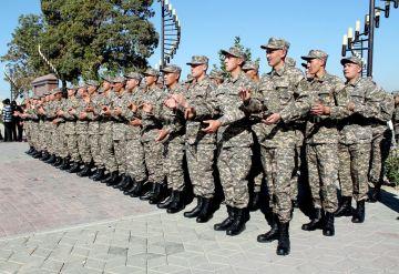 50 южноказахстанских новобранцев пополнят войска противовоздушной обороны