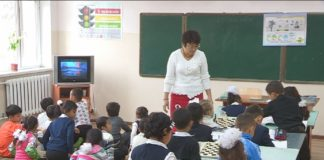В группах продленного дня, как и в советское время, занимаются дети с 1-го по 4-ый классы