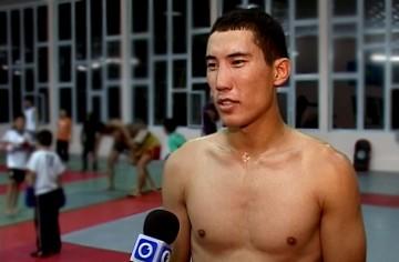 Нурсултан Турсункулов, бронзовый призер Азиатских игр