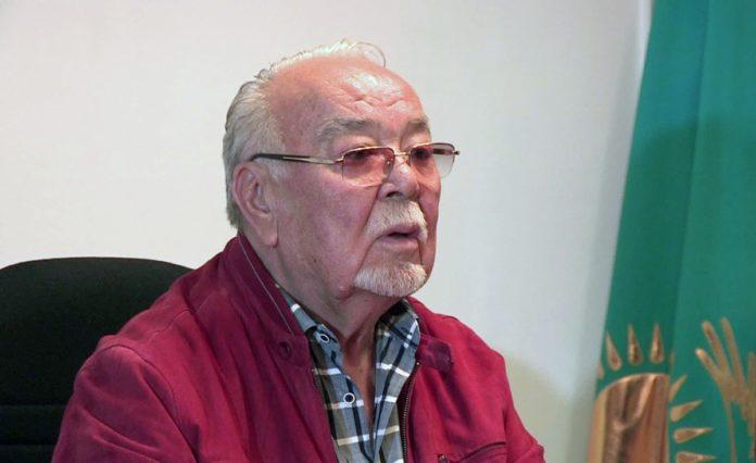Народный артист СССР, актер, режиссер Асанали Ашимов
