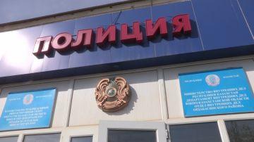 Отдел внутренних дел Ордабасинского района, полиция