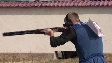 Международный турнир по стендовой и пулевой стрельбе проходит в Шымкенте