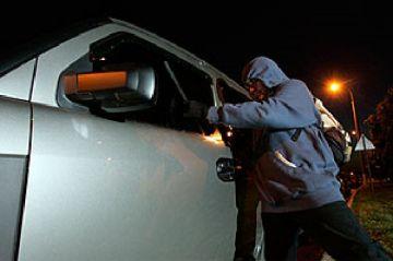 Задержан подозреваемый в серии краж из автомашин
