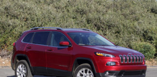 Jeep Cherokee 2014 года выпука