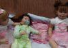 Куклы-реборн выглядят как живые дети