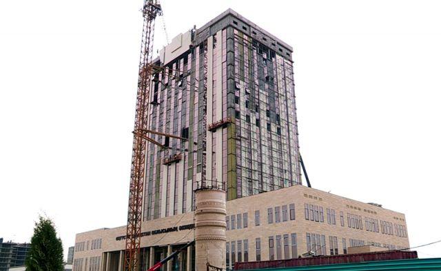Административно-деловой центр ЮКО