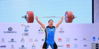 Илья Ильин стал четырехкратным чемпионом мира