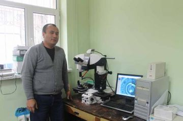 Жанболат Рахимбаев, главный эксперт баллист-трассолог