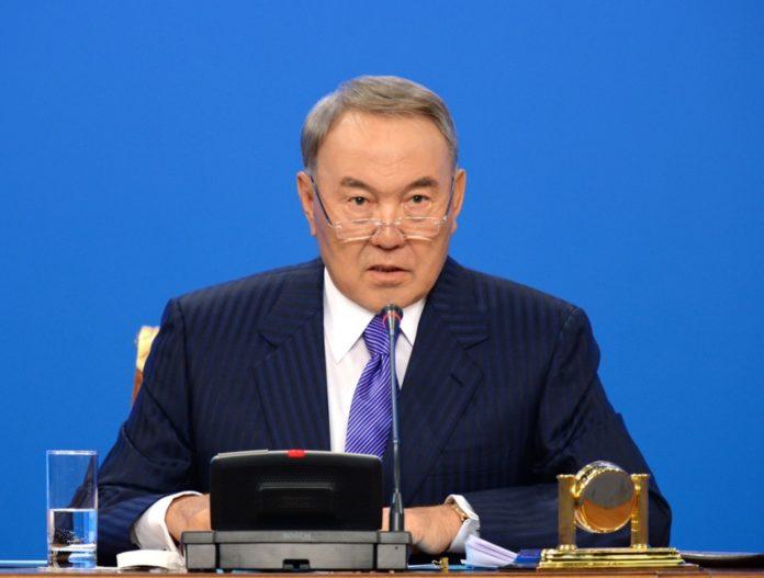 Президент Нурсултан Назарбаев обратился с посланием к народу Казахстана