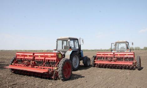 Крестьянские хозяйства области завершают посев озимых