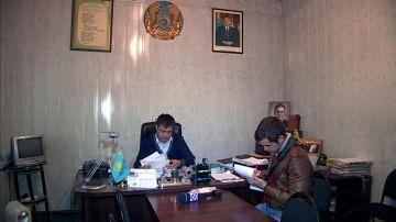 """ТОО """"Техническая инспекция"""" в Шымкенте после приватизации лишь наполовину частное."""