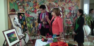 Ученики Назарбаев интеллектуальной школы провели благотворительную ярмарку