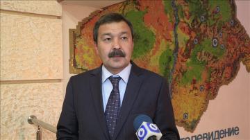 Нуржан Тенлибаев, заместитель руководителя департамента государственных доходов по ЮКО