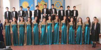 """Студенты Южно-Казахстанского музыкального колледжа заняли 3 место на фестивале """"Шабыт"""""""