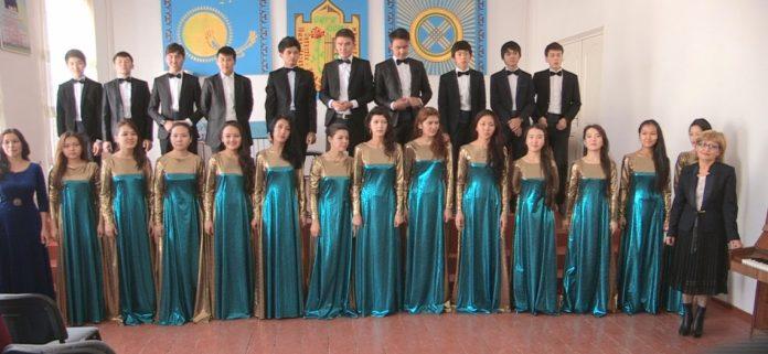 Студенты Южно-Казахстанского музыкального колледжа заняли 3 место на фестивале