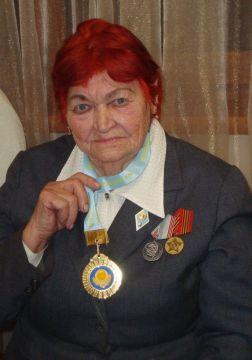 Анна Клементьевна Малюкина