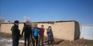 В Туркестане задержаны два скотокрада