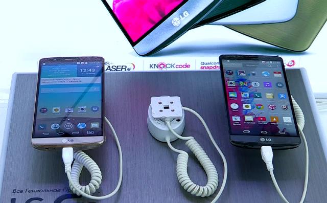 Акция на смартфон LG G3