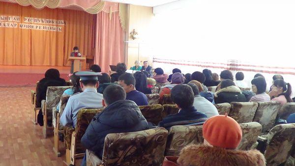 В почти 20 городах Казахстана прошла Республиканская тематическая родительская конференция