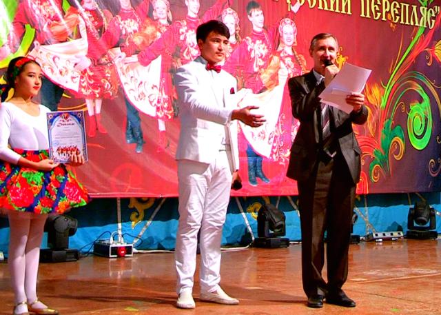 В Шымкенте подвели итоги 12 областного фестиваля-конкурса «Играй, гармонь! Русский перепляс»