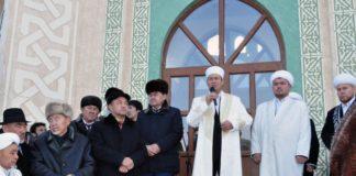 Уникальную мечеть открыли в Жетысае