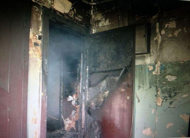 В Шымкенте от взрыва газового баллона разрушен жилой дом