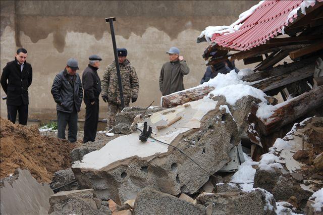 Причину взрыва газа в частном доме Шымкента выясняет специально созданная комиссия
