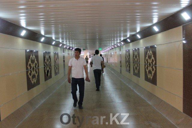 Подземный переход по проспекту Республики