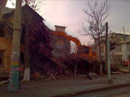 Дом в Шымкенте пострадавший от взрыва природного газа решено снести