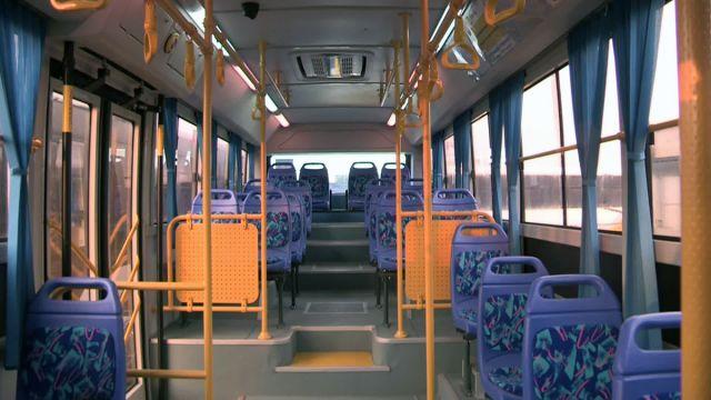 Городской автобусный парк пополнится новыми автобусами
