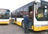 Городской автопарк пополнился новыми автобусами
