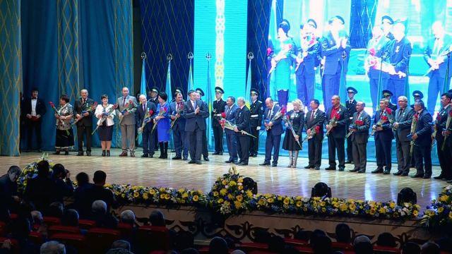 Торжественное собрание в честь Дня Независимости
