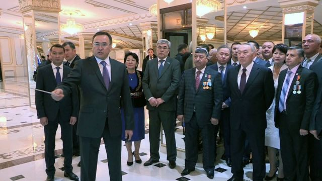 Президент Казахстана Нурсултан Назарбаев подписал указ о присуждении Госпремии в области литературы и искусства