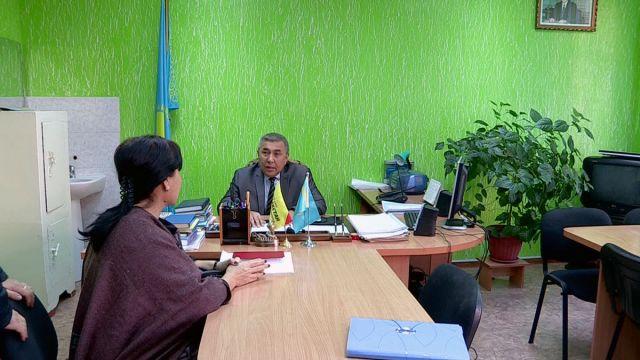 Бахтияр Бигельдиев, директор сш № 40