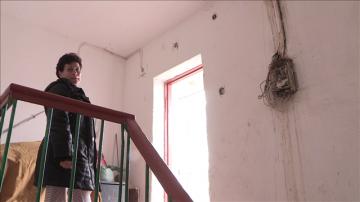 Затопленный дом в Турланской экспедиции