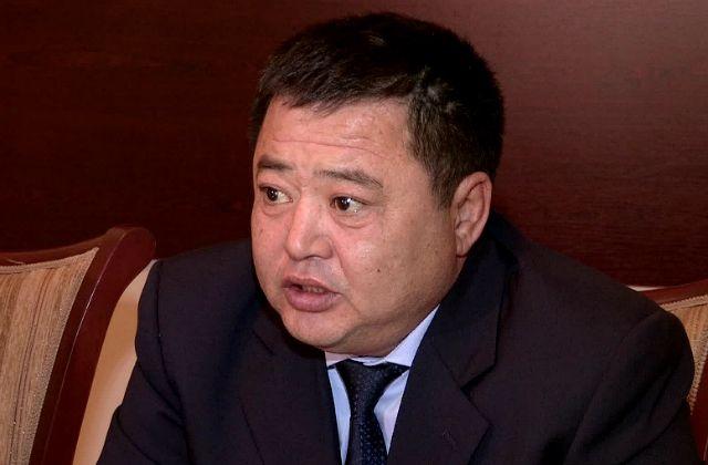 исполняющий обязанности руководителя управления строительства ЮКО Ермек Кыдыров