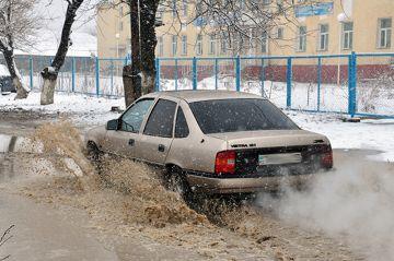 Затопы в Шымкенте