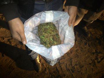 Гость из Тараза задержан с тремя кило наркотиков