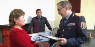 Женщина дала отпор вооруженному грабителю в ЮКО