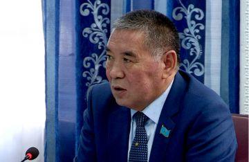 Депутат маслихата ЮКО Умирзак Мелдеханов