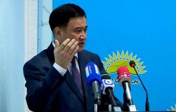 Аким Ордабасинского района Самат Сапарбаев
