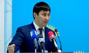 руководитель управления физической культуры и спорта Алибек Нуртаев