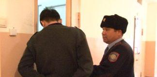 В результате перестрелки в Шымкенте пострадали два человека