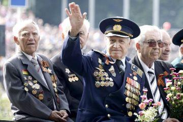 Юбилейную медаль ко Дню Победы получат не только участники ВОВ