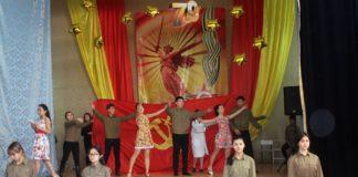 В гимназии № 8 прошло торжественное мероприятие посвященное дате полного освобождения Города-Героя Ленинграда от фашистской блокады