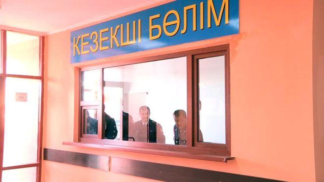 Новый районный отдел полиции открылся в Шымкенте