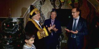 Ветерана ВОв поздравили с Днем рождения