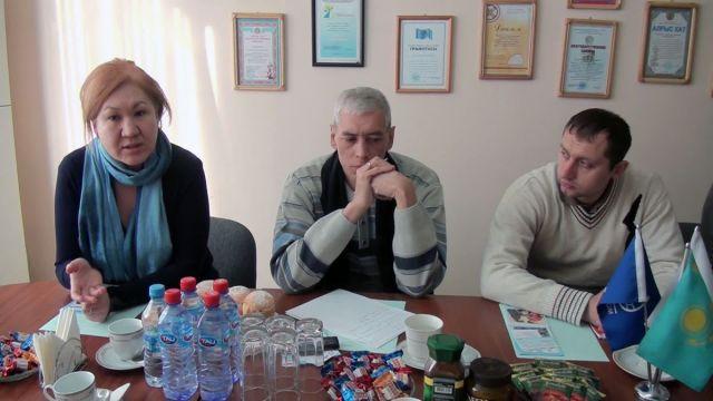 """Международная организация по миграции в Республики Казахстан совместно с Правовым центром женских инициатив """"Сана сезим"""" провели координационную встречу по региональной программе в области трудовой миграции"""